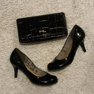 NWOT Chinese Laundry Patent Leather Heels!